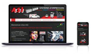 site vitrine fournisseur copieurs imprimantes LAVAL
